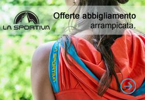 Abbigliamento arrampicata La Sportiva