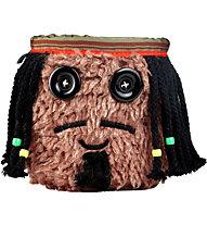 8BPlus Marley - Chalkbag, Hairy Light Brown/Black