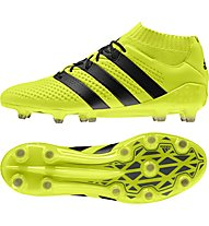 Adidas Ace 16.1 Primeknit FG - Fußballschuhe, Yellow