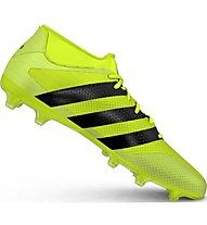 Adidas Ace 16.2 Primemesh FG/AG Scarpe da calcio per terreni compatti/sintetici, Yellow