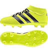 Adidas Ace 16.3 Primemesh FG/AG Junior - Fußballschuhe Kinder, Yellow