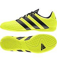 Adidas ACE 16 Indoor Hallen-Fußballschuh Männer, Yellow