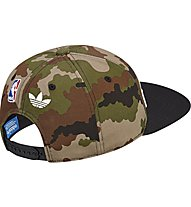 Adidas Cap NBA Snb Nets T Cappellino fitness, Military