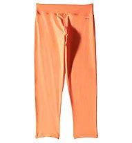 Adidas Gym Basics 3/4 Tight, Flash Orange