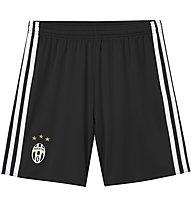 Adidas Juventus Home Shorts Replica, Black/White