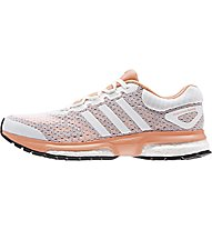 Adidas Response Boost W, Flash Orange/F.White/C.Black