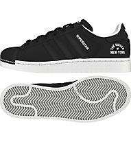 Adidas Originals Superstar Beckenbauer Sneaker Herren, Black/Black/White