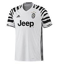 Adidas Third Replica Juventus Jersey T-shirt, White/Black
