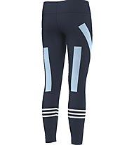 Adidas Tights (1/1) - lange Trainingshose für Kinder, Blue