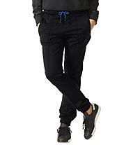 Adidas Originals Snap Trak Pantaloni lunghi Donna, Black/Blue