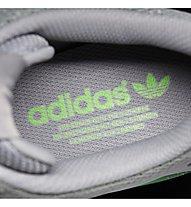 Adidas Originals Zx Flux Sneaker Herren, Light Grey/Light Green