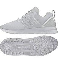 Adidas Originals Zx Flux Racer scarpa da ginnastica, White