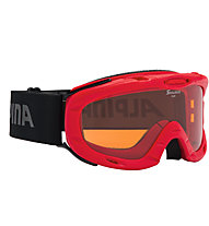 Alpina Ruby - Skibrille, Red