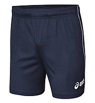 Asics Short Zona Man Pantaloni corti fitness, Blue