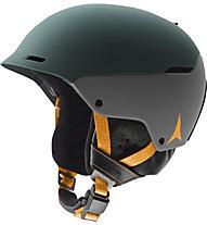 Atomic Automatic LF 3D - casco da sci, Grey/Green