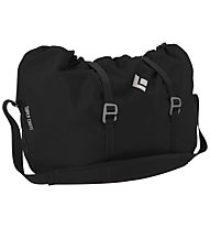 Black Diamond Super Chute Rope Bag, Black
