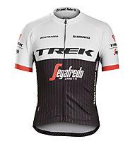 Bontrager Team Trek/Segafredo Replica Jersey 2016 Radtrikot, White/Black
