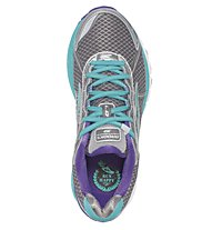 Brooks Defyance 9W - Damenlaufschuh, Anthracite/Light Blue