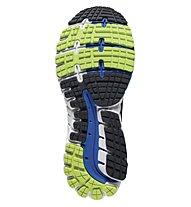 Brooks Ghost 9 - scarpe running, Grey/Blue