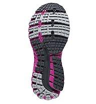 Brooks Ghost 9 GTX W Neutral Laufschuh Damen, Grey/Pink