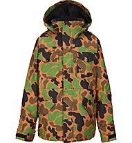 Burton Boys' Fray giacca, Safety/Boro