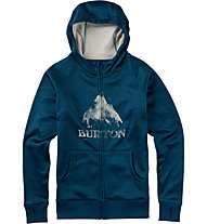 Burton Scoop Hoodie donna, Celestial Heather