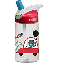 Camelbak Eddy Kids´ 0,4 L - Trinkflasche, Rad Monsters