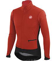 Castelli Alpha Jacket, Red/Black