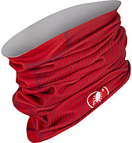 Castelli Arrivo Thermo Head Thingy Halsband, Red