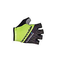 Castelli Cannondale Garmin Rubaix Gloves, Green/Black
