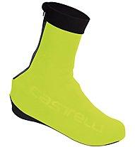 Castelli Corsa Shoecover Copriscarpe ciclismo, Yellow