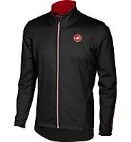 Castelli Senza 2 Jacket Herren Radjacke, Black