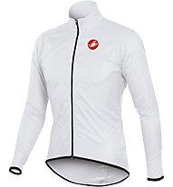 Castelli Giacca bici Squadra long, White
