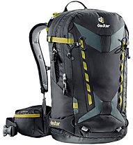 Deuter Freerider Pro 30 - Rucksack, Black/Yellow