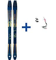 Dynafit Cho Oyu ST Set: Ski+Bindung