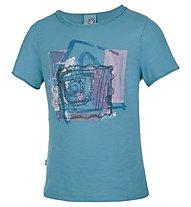 E9 Luis T-Shirt für Kinder, Cyan
