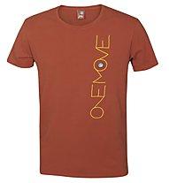 E9 Vortex SP T-shirt arrampicata, Brick