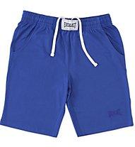 Everlast Alex Short Jersey Pantaloni Corti fitness, Light Blue