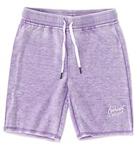 Everlast Short Burn Out Pantaloncino Bambino, Purple