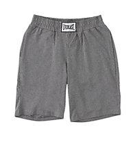 Everlast Short Heavy Jersey Pantaloncini Donna, Grey