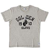 Everlast T-S M/C Golden - T-Shirt, Light Grey