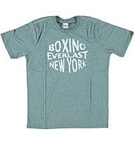 Everlast T-Shirt Boxing Tondo, Dark Green
