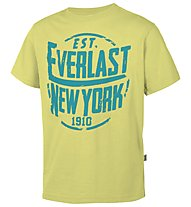 Everlast T-shirt bambino, Light Yellow