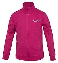 Everlast Stretch Trainingsanzug Mädchen, Red/Anthracite