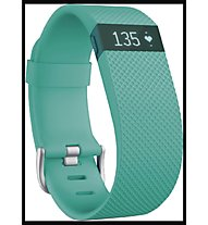 Fitbit Charge HR - Fitnessuhr, Light Green