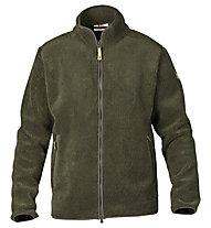 Fjällräven Sarek Zip Sweater, Dark Olive