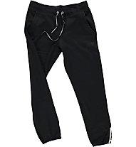 Freddy Brushed Fleece pantaloni donna, Black