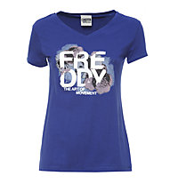 Freddy Light Jersey T-Shirt donna, Navy