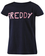 Bekleidung > Bekleidungstyp > T-Shirts >  Freddy T-Shirt S/S Girl