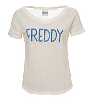 Freddy T-Shirt donna, White